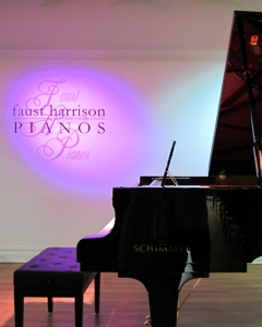 Faust Harrison Pianos Long Island vertical
