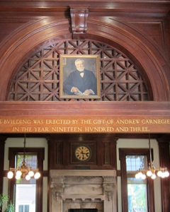 Nyack Library - Carnegie Room